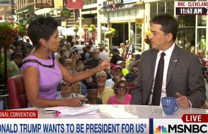 Tamron Hall Scott Baio