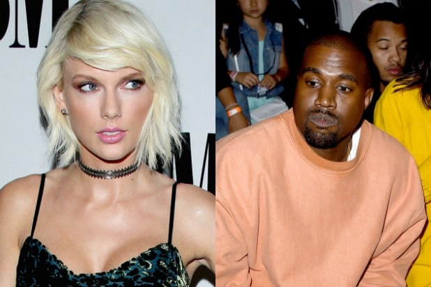 taylor swift and kanye feud