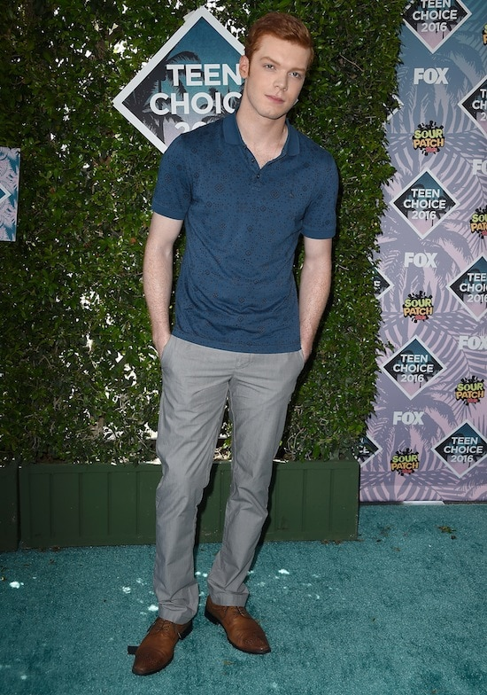 Teen Choice Awards Cameron Monaghan