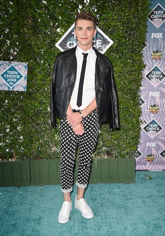 Teen Choice Awards Jordan Dow