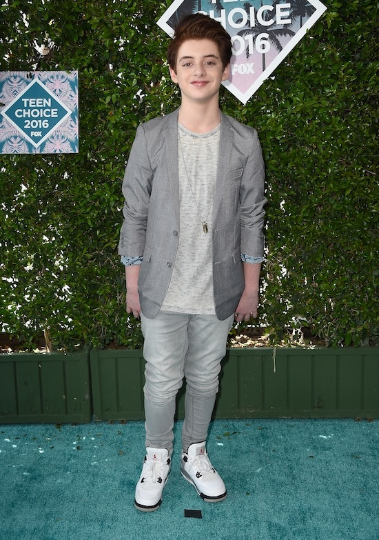 Teen Choice Awards Thomas Barbusca