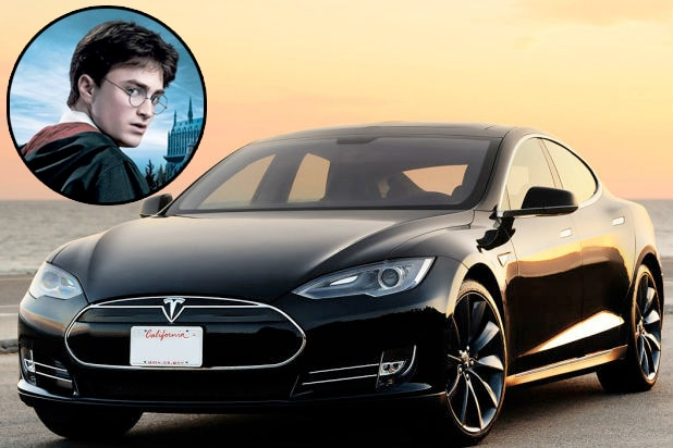 tesla harry potter