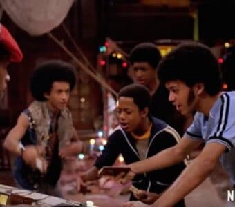 the get down trailer netflix
