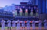 the tenors mlb all star game
