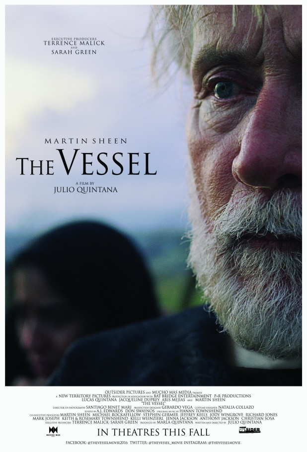 the vessel poster martin sheen