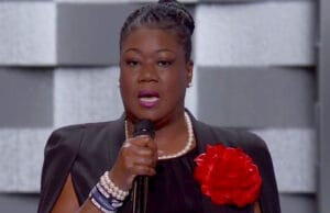 trayvon martin mother sybrina fulton democratic convention
