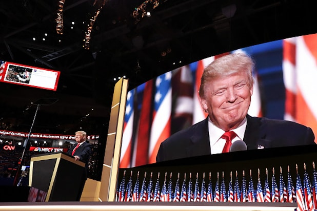 Donald Trump Embraces Gay Community During Republican National Convention Speech