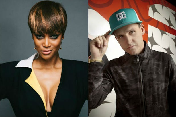 tyra banks rob dyrdek nbc