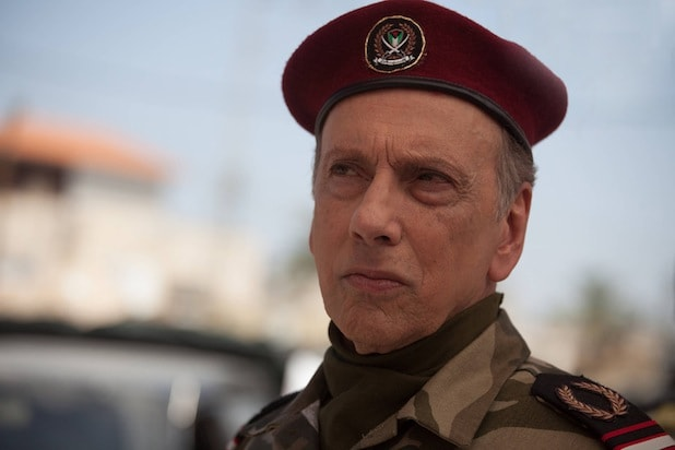 TYRANT Raad Rawi as General Tariq Al Fayeed in Tyrant