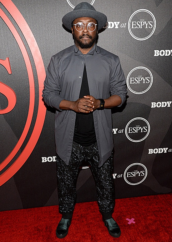 will.i.am Body Issue