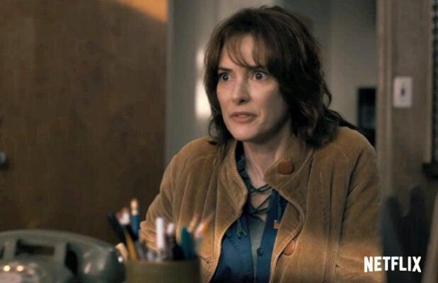 Stranger Things Winona Ryder Netflix
