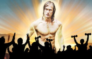 Alexander Skarsgard WB Tarzan