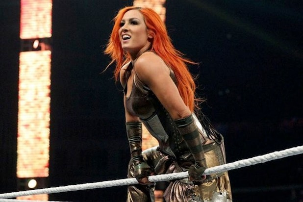 WWE 'SmackDown Live' Champ Becky Lynch Out of 'Survivor Series'