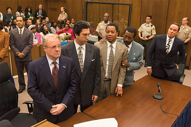 American crime story People v OJ Simpson fx netflix weekend binge watch