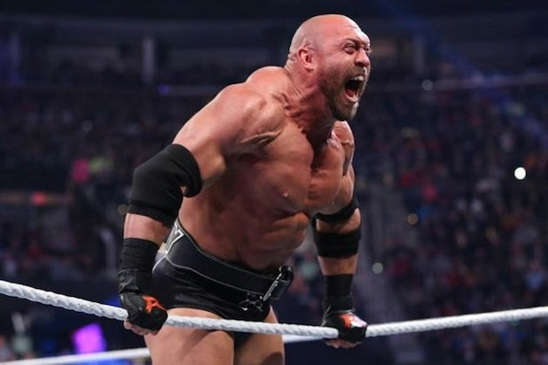 Ryback Released From WWE