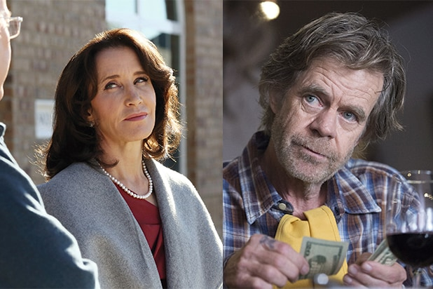 Felicity Huffman William H. Macy