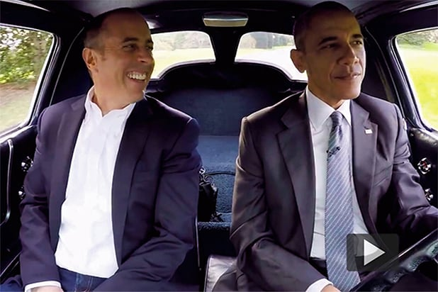 45 Comedians in Cars Getting Coffee