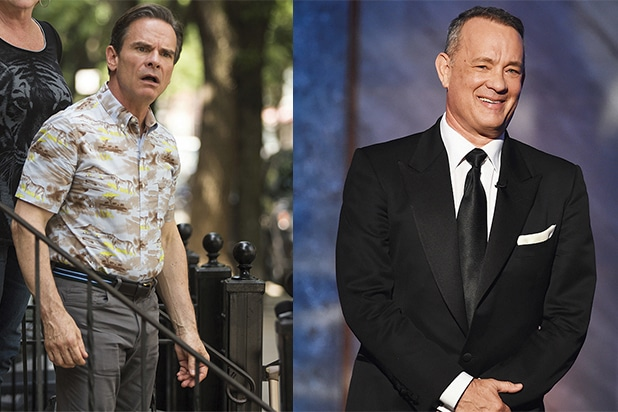 Peter Scolari Tom Hanks
