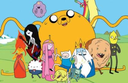 Adventure Time' Series Finale Teaser: The Great Gum War Begins (Video)