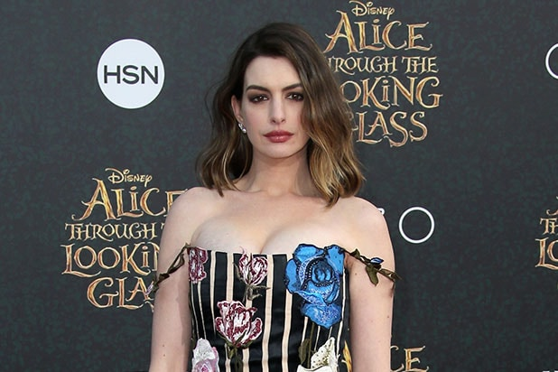 Anne Hathaway to Star in Robert Zemeckis' 'The Witches' Remake