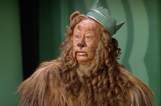 """""""Wizard of Oz"""" Bert Lahr"""