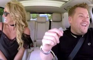 Britney Spears Carpool Karaoke