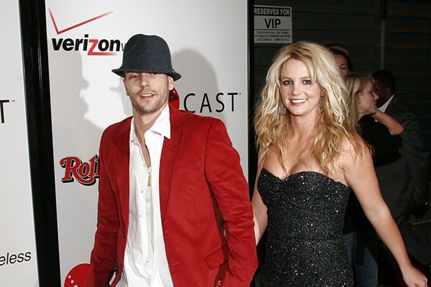 Britney Spears Kevin Federline