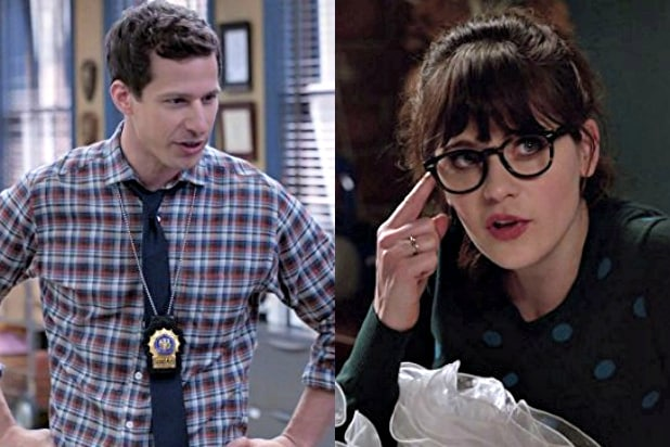Brooklyn Nine-Nine New Girl