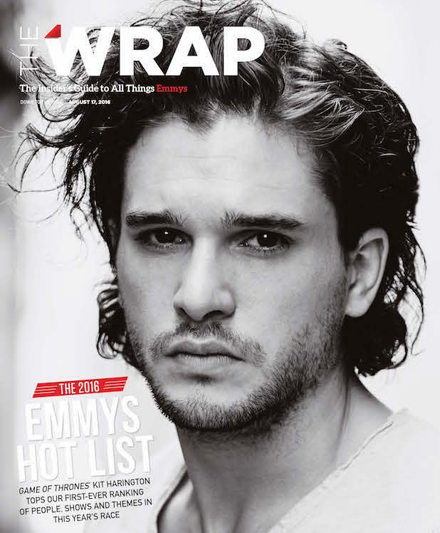 COVER Kit Harington