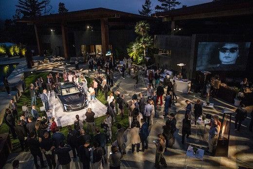 Cadillac - Reveal at Moneterey Car Week