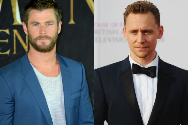 Chris Hemsworth, Tom Hiddleston Charm Kids in Hospital as