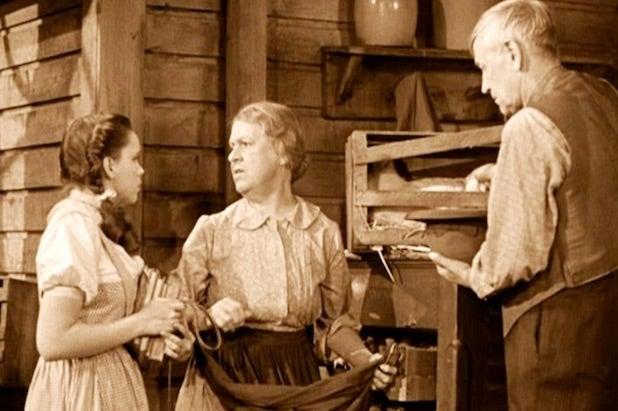 """Wizard of Oz"" Clara Blandick"