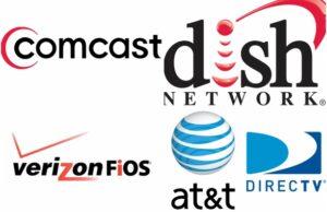 cord-cutting comcast verizon directv verizon dish network