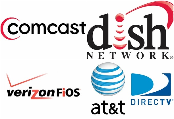cord-cutting comcast verizon directv verizon dish network
