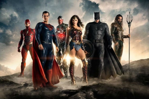 DC Comics DC Films Justice League batman post-credits scene