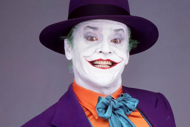 DC Movie Villains Joker Nicholson