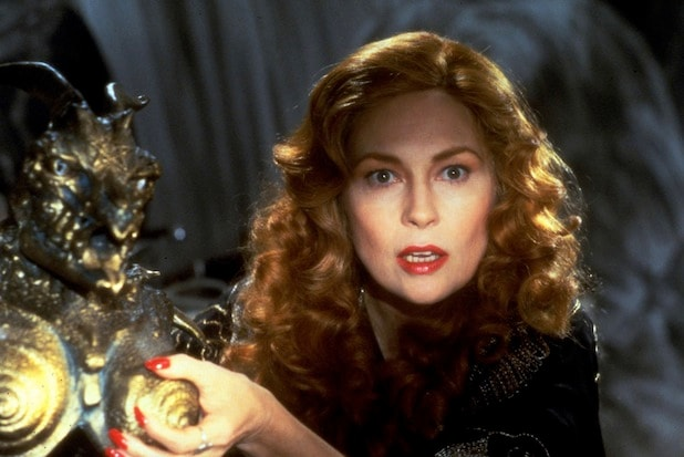 DC Movie Villains: Faye Dunaway in Supergirl