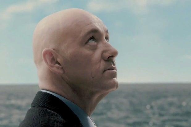 DC movie villains Lex Luthor Kevin Spacey