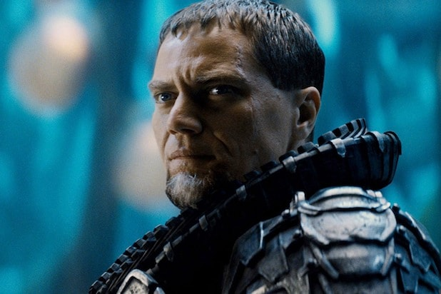 DC movie villains Man of Steel Zod