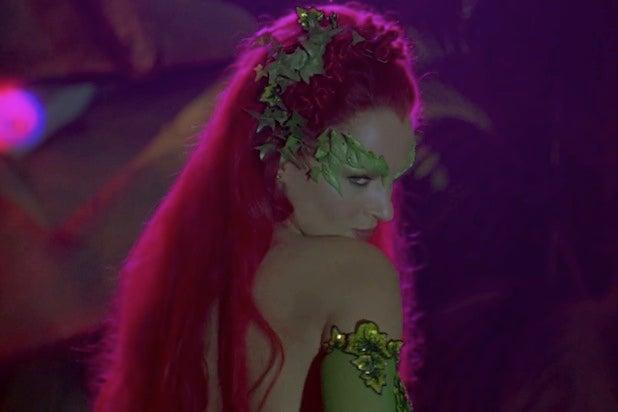 DC movie villains Poison Ivy