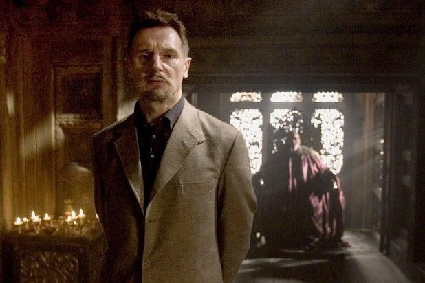 DC movie villains Ra's Al Ghul