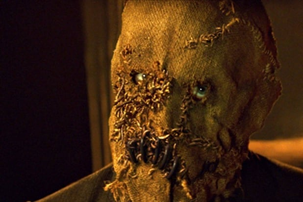 DC movie villains Scarecrow