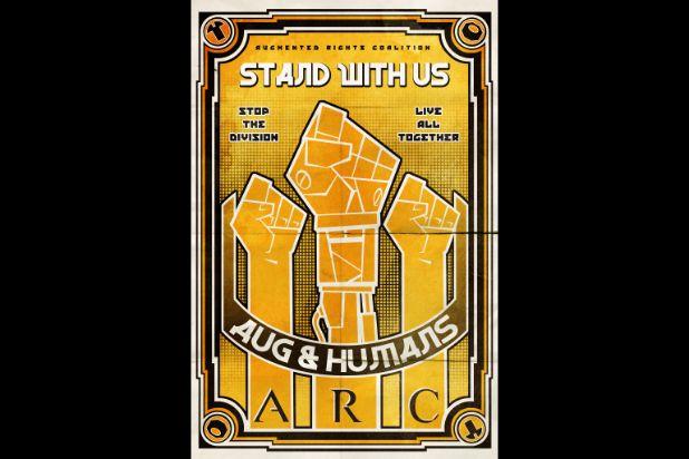 Deus Ex Augmented Rights Coalition