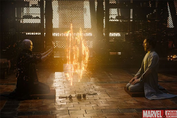 Doctor Strange the ancient one training marvel cinematic universe timeline