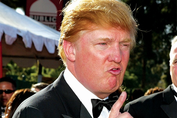 Donald Trump emmys