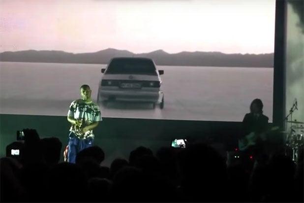 Frank Ocean new music