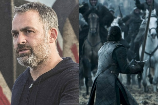 Game of Thrones Battle of the Bastards Emmys