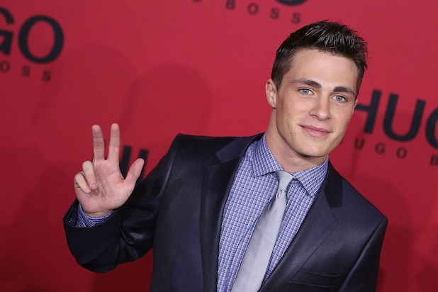 Ex-Teen Wolf Star Colton Haynes Joins American Horror Story Season 7