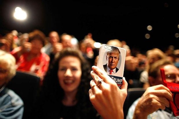 'Egregious' Donald Trump App Can Vacuum Your Contact List, Tech Experts Say