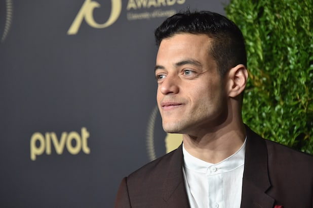 'Mr. Robot' star Rami Malek joins Charlie Hunnam in remake of 'Papillon'